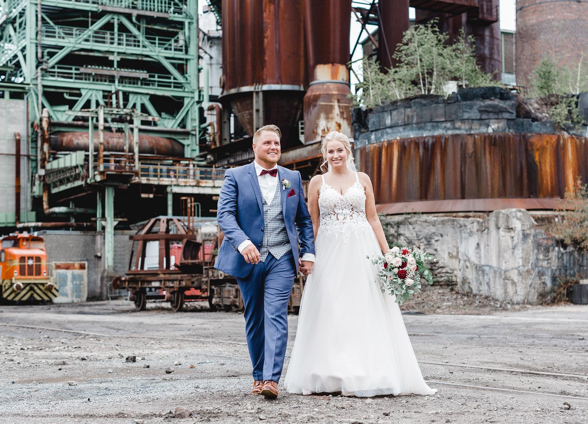 Brautpaarshooting Hernrichshütte