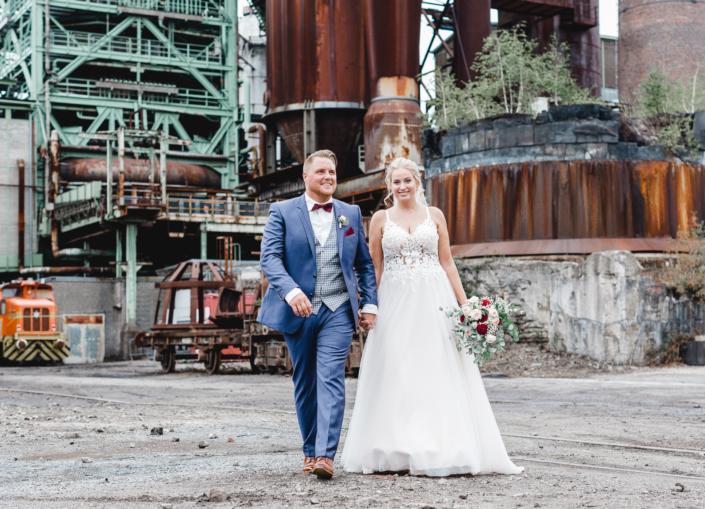 Brautpaarshooting Hattingen
