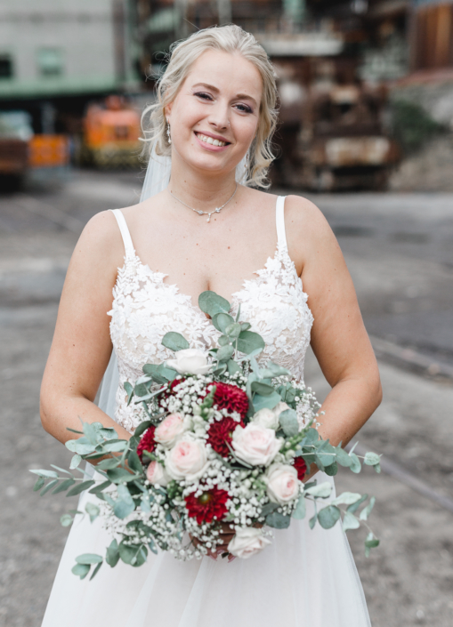 Brautstrauß Hattingen