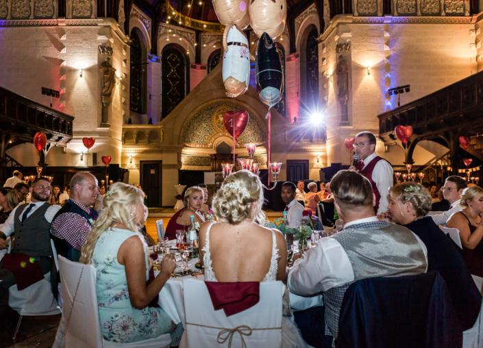 Hochzeitsfeier Eventkirche Velbert