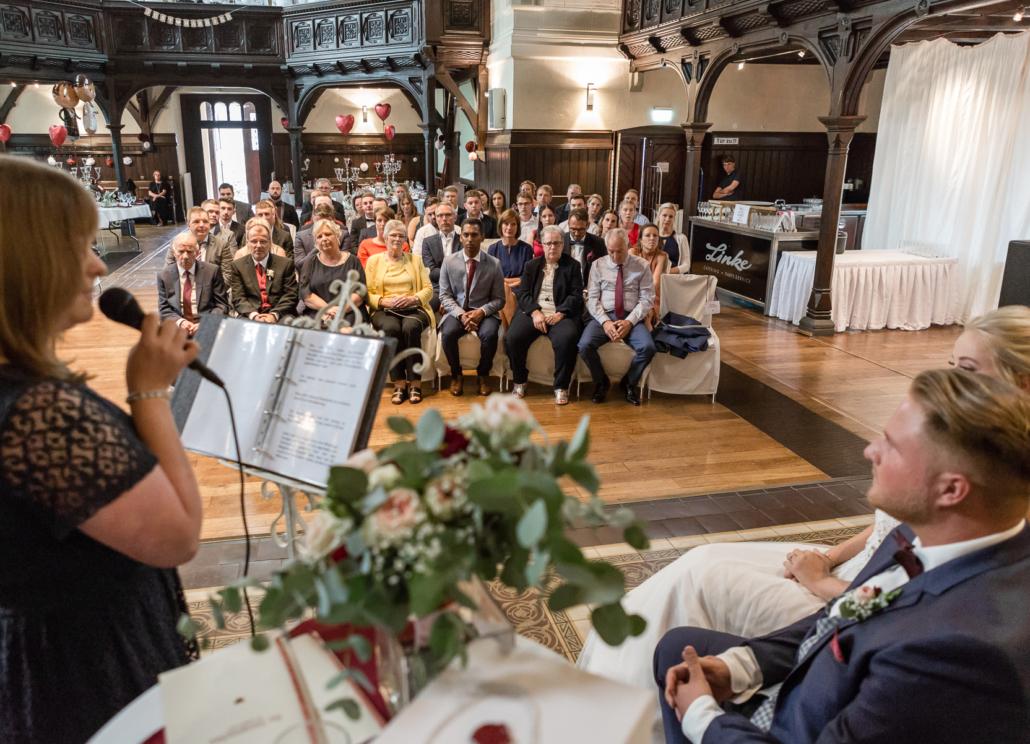 Hochzeitsfeier Velbert-Langenberg