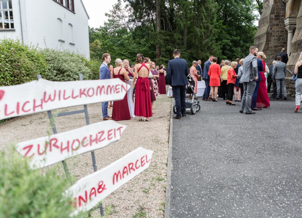 Hochzeit Velbert-Langenberg